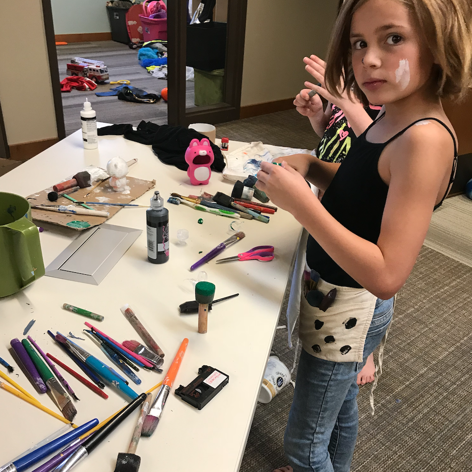 Crafts in Education